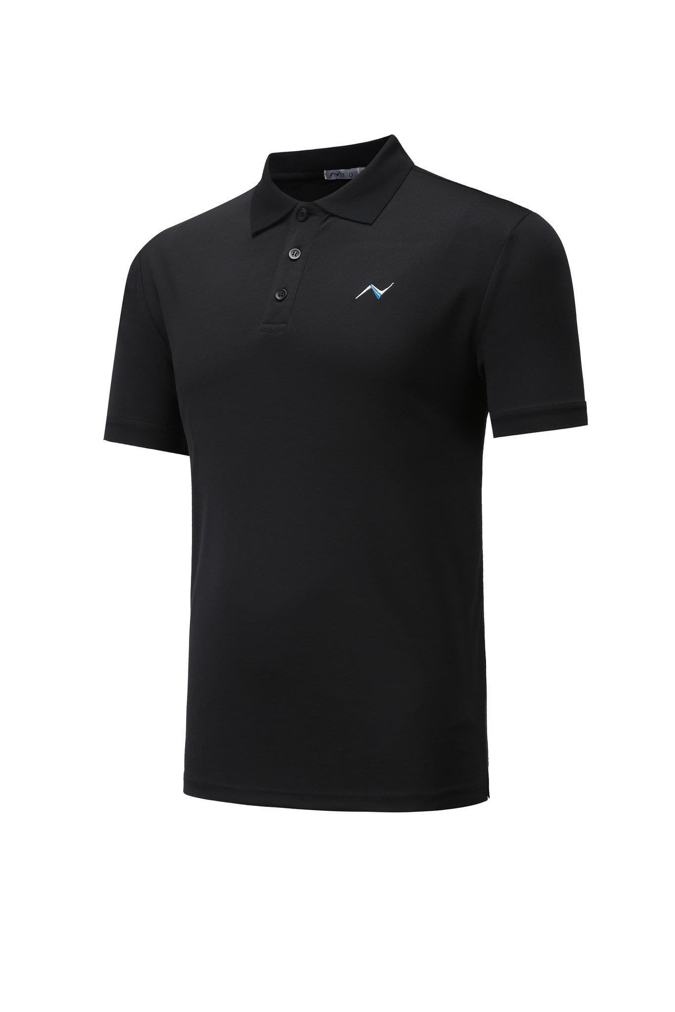 9efb692d109b5 NOOZ Athletic Fit Short Sleeve Polo Golf Shirt | Products | Golf ...
