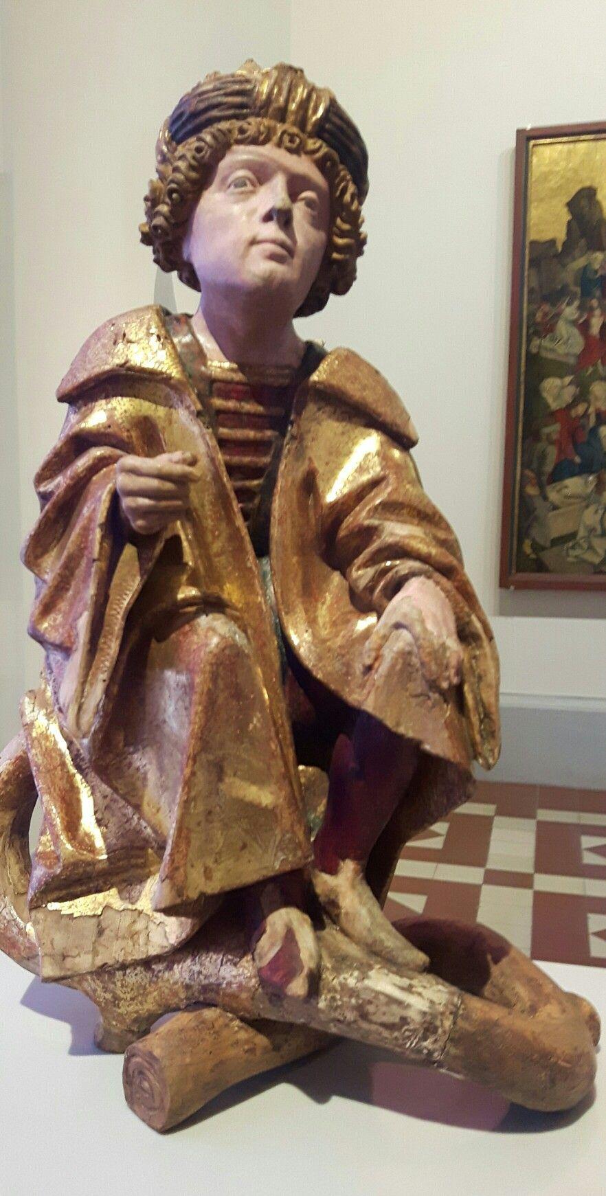 Scultura Da Un Albero Di Jesse  Bode Museum