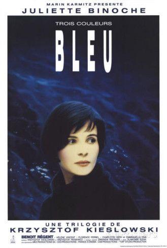 Trois Couleurs: Bleu Posters   Blue poster, Three colors blue ...