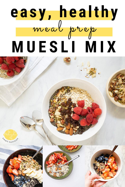 How To Eat Muesli Easy Recipe Video Recipe In 2020 Recipes Breakfast Recipes Easy Healthy Vegan Desserts