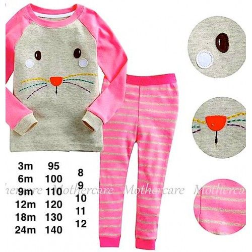 Harga Baju Piyama Anak