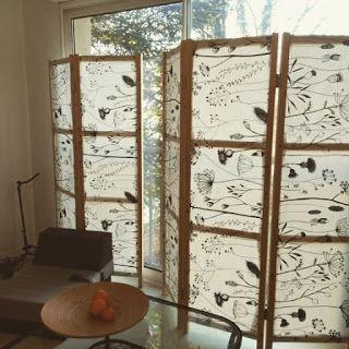 paravent diy pinterest paravent meubles et inspiration. Black Bedroom Furniture Sets. Home Design Ideas