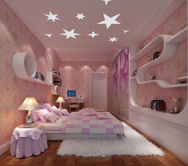 装点你的卧 来自diors5的图片分享 堆糖网 Beautiful Bedroom Decor Ceiling Design Bedroom Girl Bedroom Decor