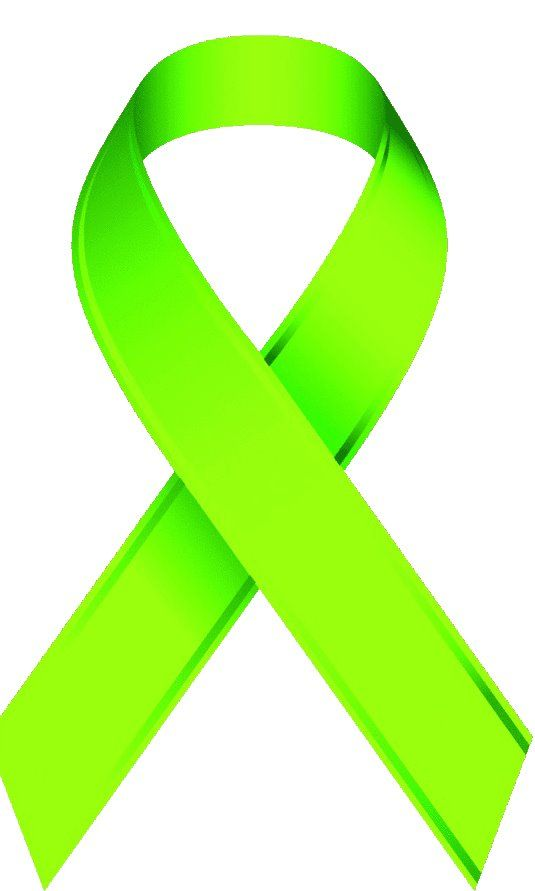 Green Mental Health Awareness Ribbon Bipolar Disorder Who Knew My Favorite Color Was The Of This Illness Interesting