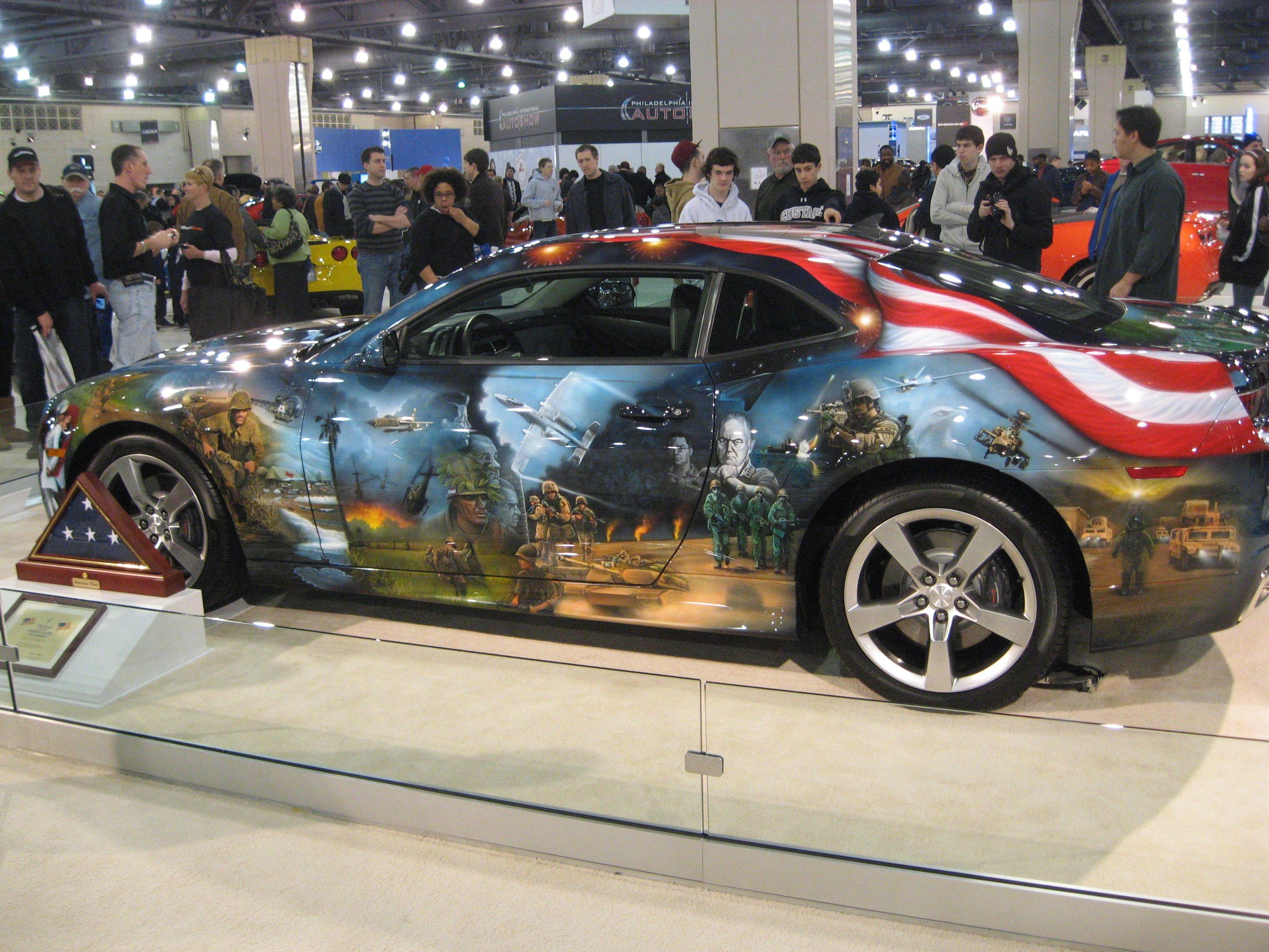 American Pride | American pride, Car painting, American