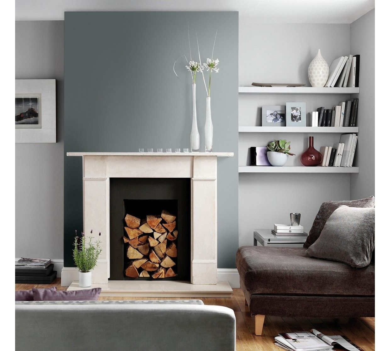 Johnstone's Paint, Manhattan Grey.