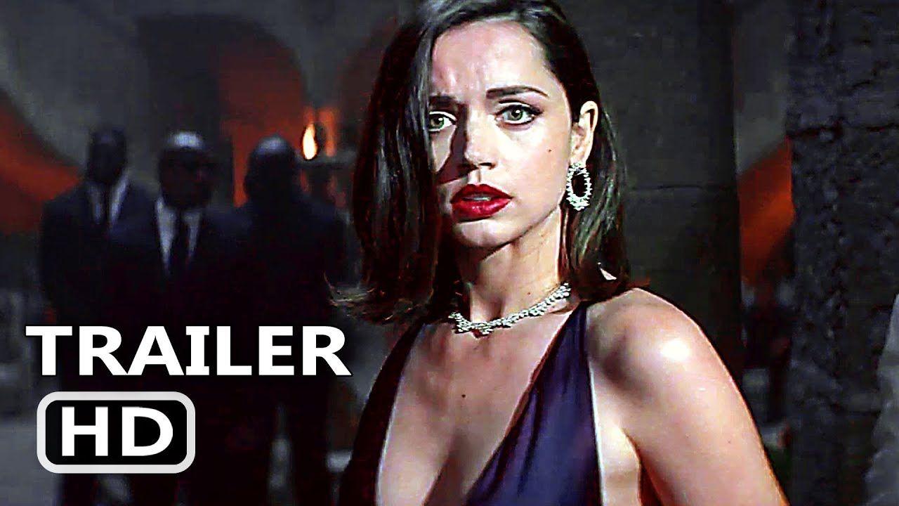 NO TIME TO DIE Trailer (2020) New James Bond Movie, Ana de ...