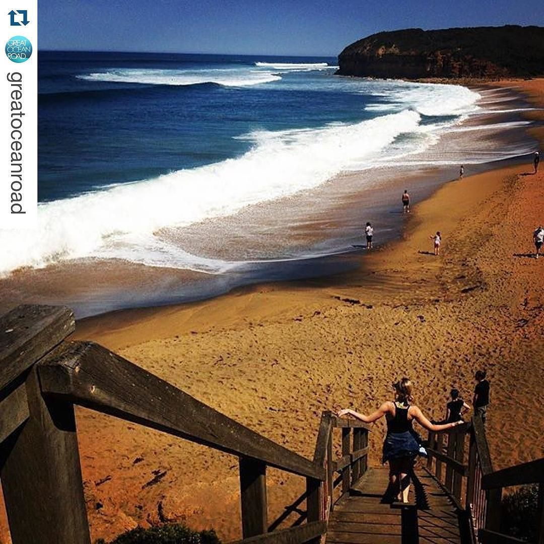So nice to be home! #homeiswheretheheartis #oceanforthesoul #bellsbeach #happymonday #lovewhereilive #Repost @greatoceanroad with @repostapp.  #perfect #weather to hit the #beach over the next 2 days 35 degrees #bellsbeach #surf #surfing #torquay #greatoceanroad #seeaustralia #visitmelbourne #victoria pic by @tiffelise85 by nightjarfestival http://ift.tt/1KnoFsa