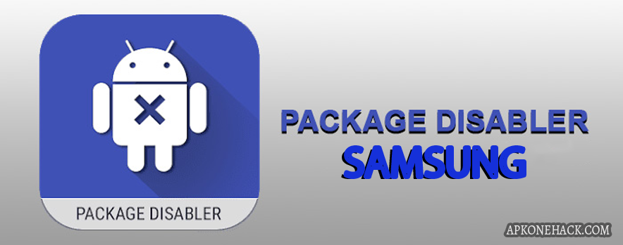 Package Disabler Pro + (Samsung) Apk [Paid] v15.0 Android