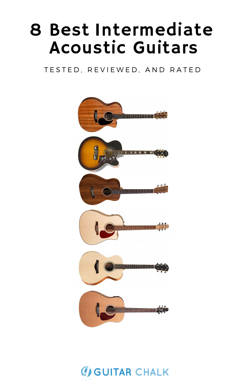 A Roundup Of The Best Intermediate Acoustic Guitars That Have Been Tested Reviewed And Rated First Hand Acoustic Guitar Best Acoustic Guitar Acoustic