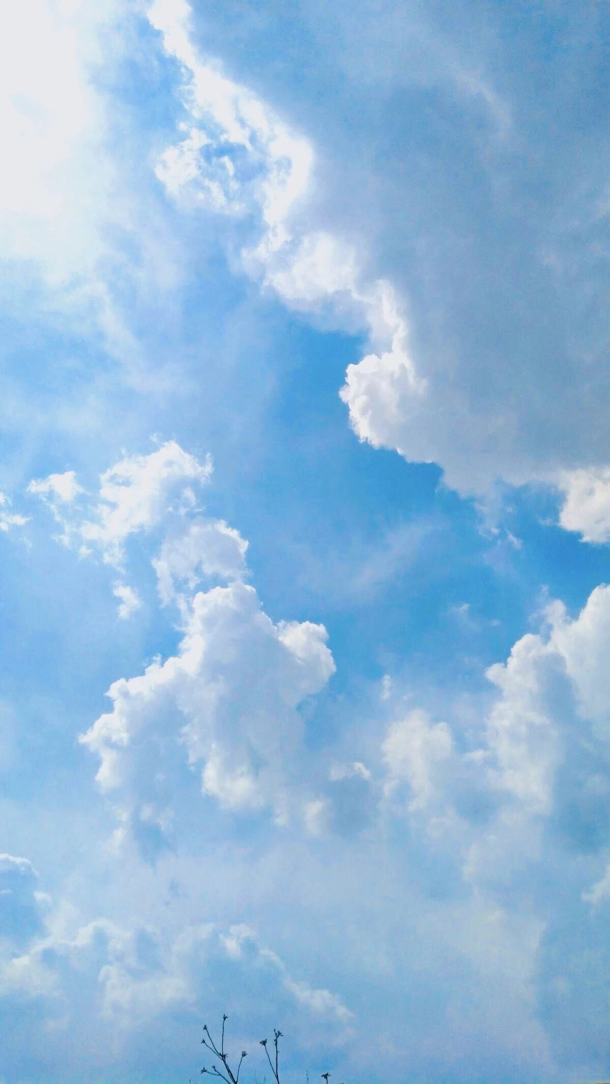 Blueaesthetic 777011741946165008 Sky Aesthetic Sky And Clouds Sky