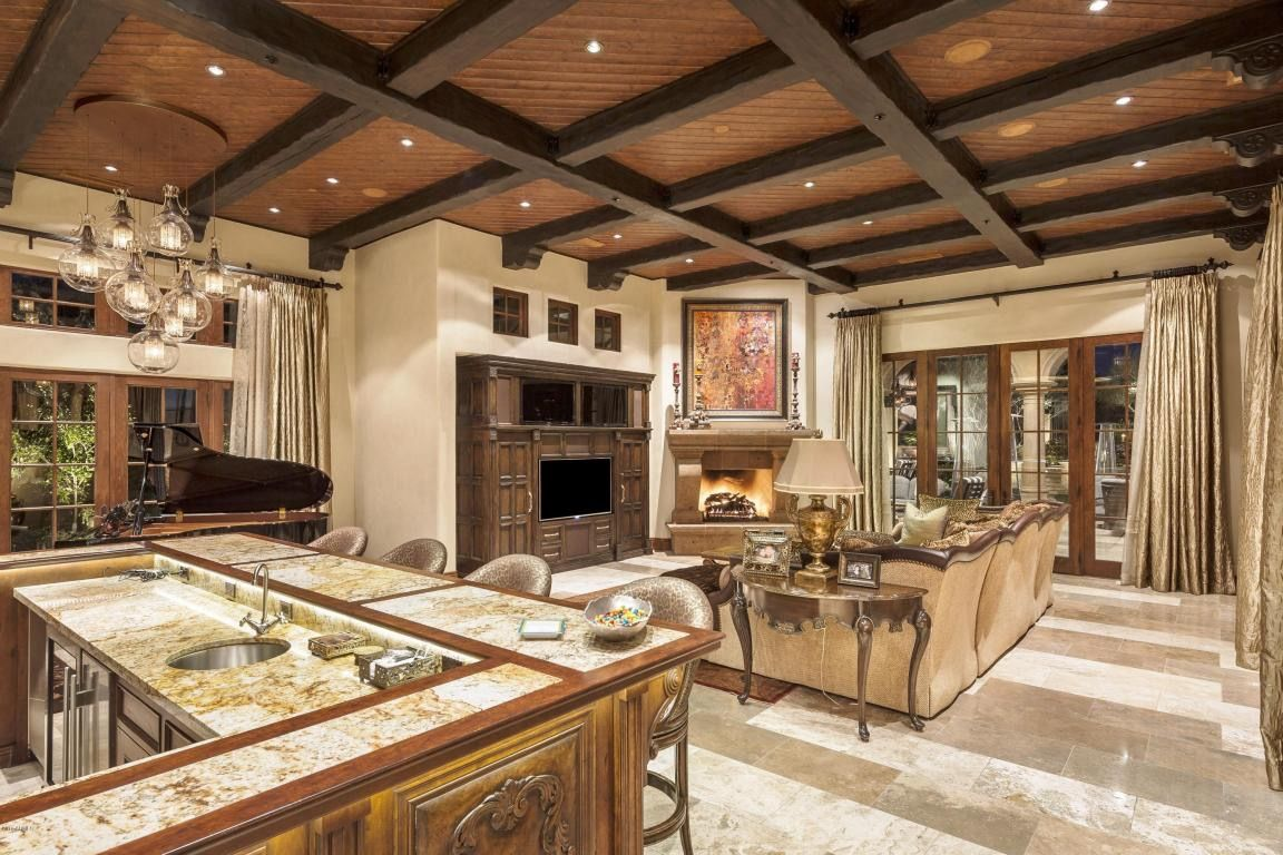 Uncategorized Exposed Wooden Beams luxury custom home mediterranean style architecture by fratantoni design beautiful family room with