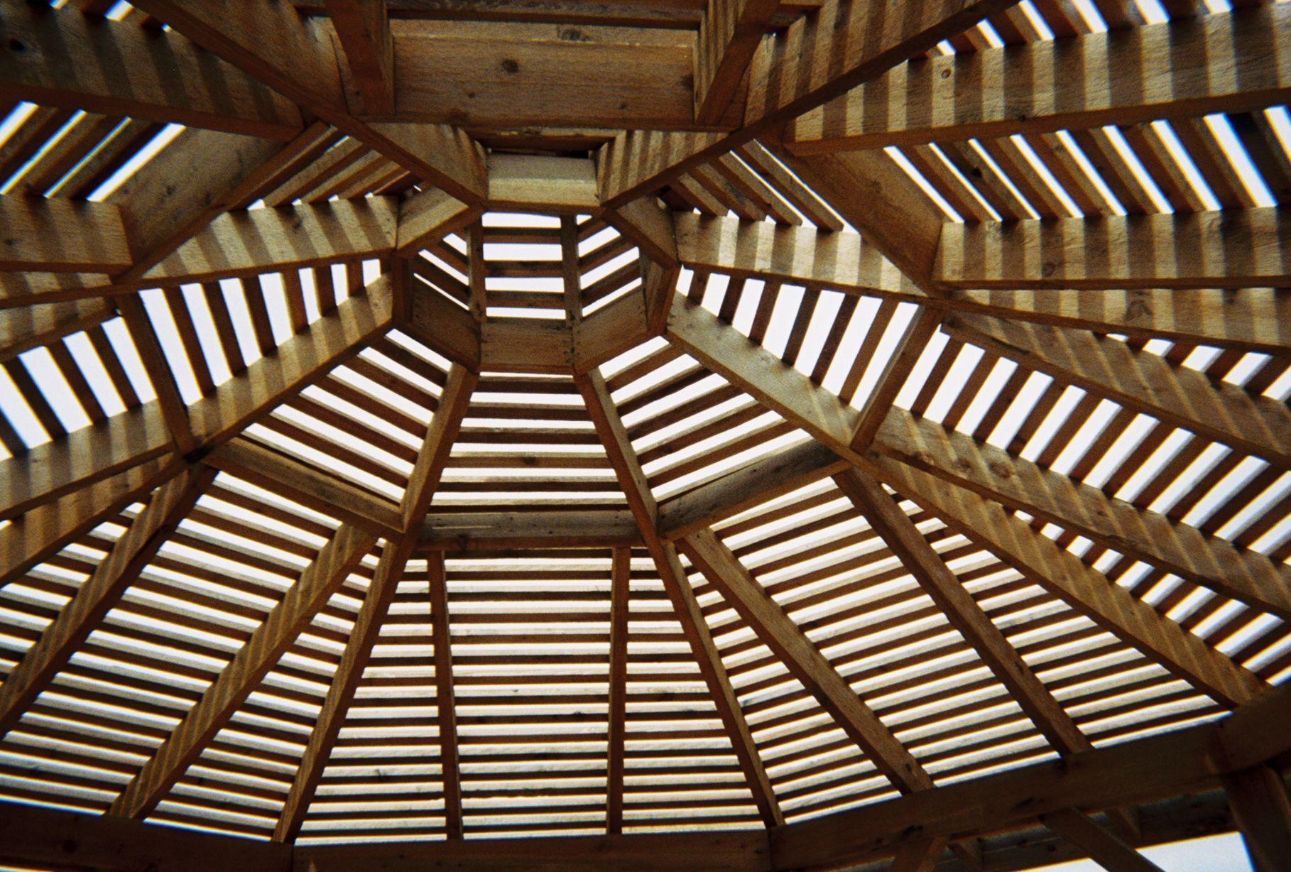 Gazebo Roofs | Cedar Gazebo Roof