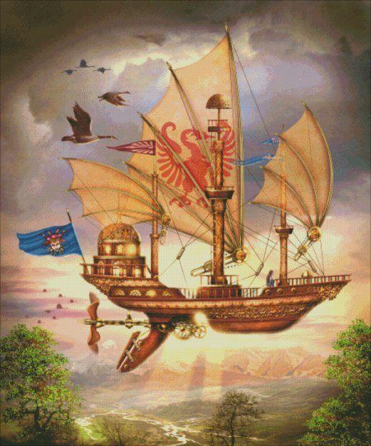 Elizabethan Ship [MARCHETTI1700]