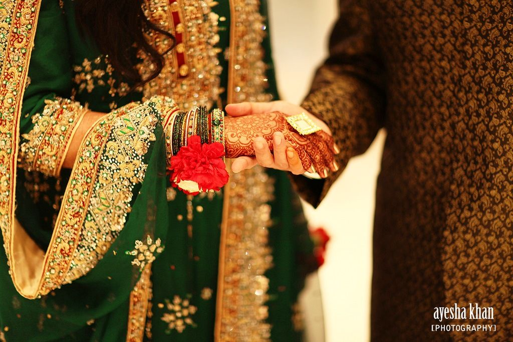 registry of muslim marriage attestation of marriage
