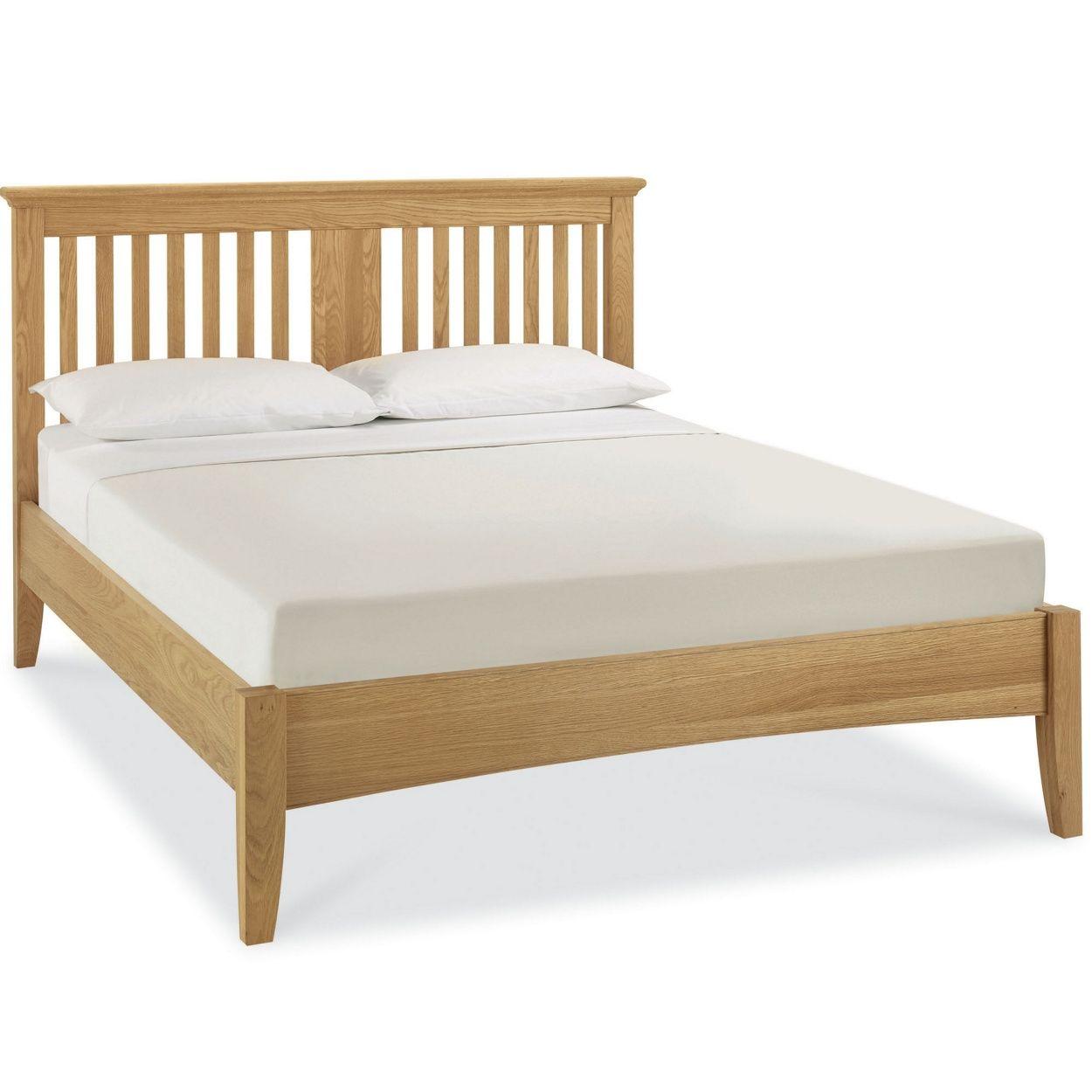 Debenhams Oak \'Hampstead\' bed frame | Debenhams | Bed and Bath ...