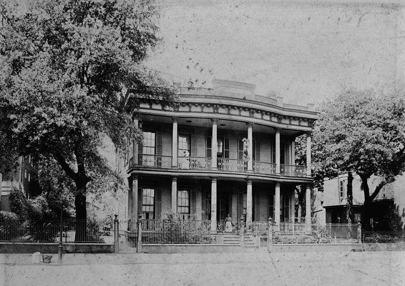 Bosworth-Hammond House, New Orleans, LA