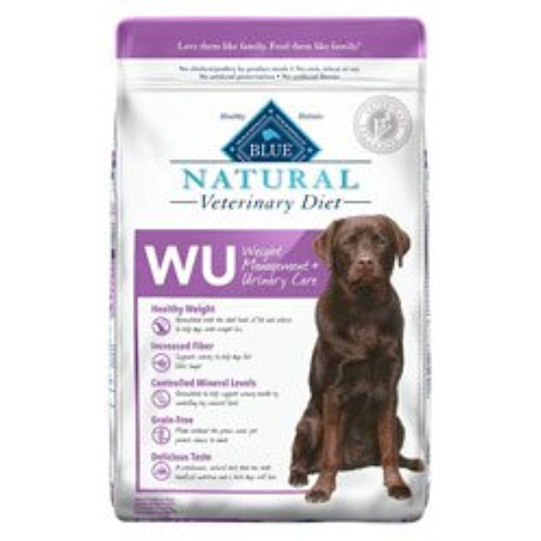 Blue Natural Veterinary Diet WU Weight Management