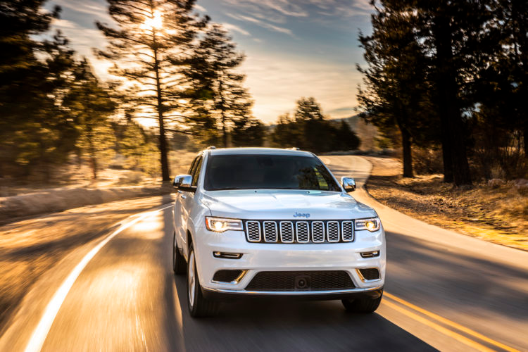 2019 Jeep Grand Cherokee Summit 4 X 4 Review 2017 Jeep Grand