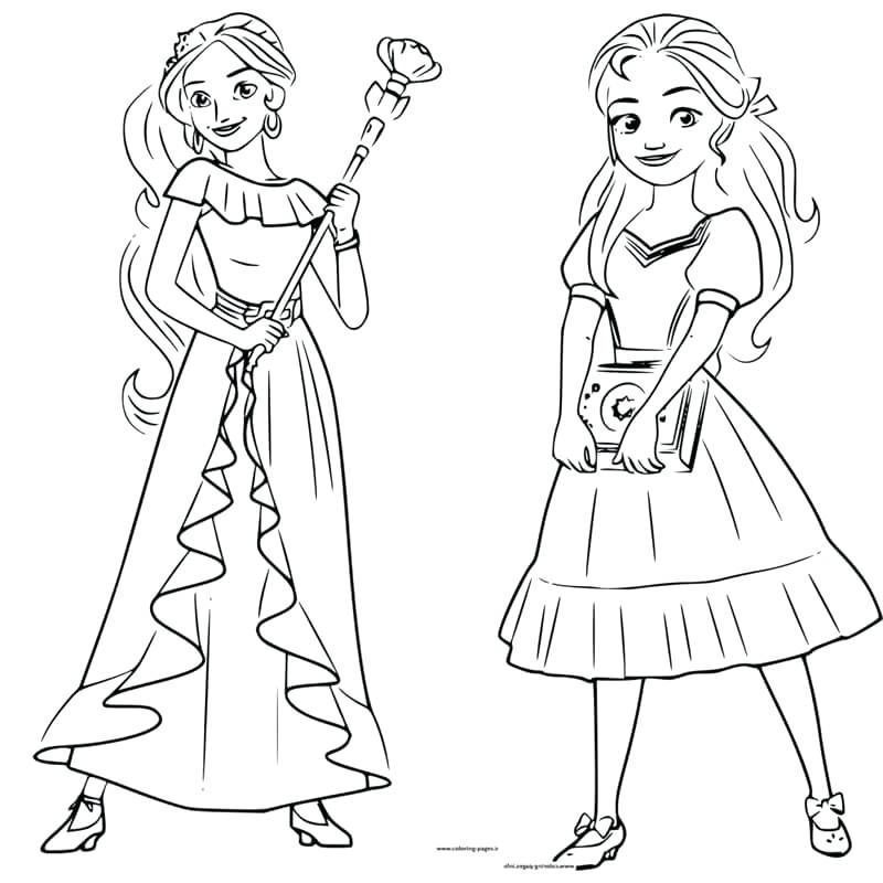 Grab Your Fresh Coloring Pages Elena Of Avalor For You Https Gethighit Com Fresh Coloring Pages Elena Of Coloring Pages Puppy Coloring Pages Coloring Books