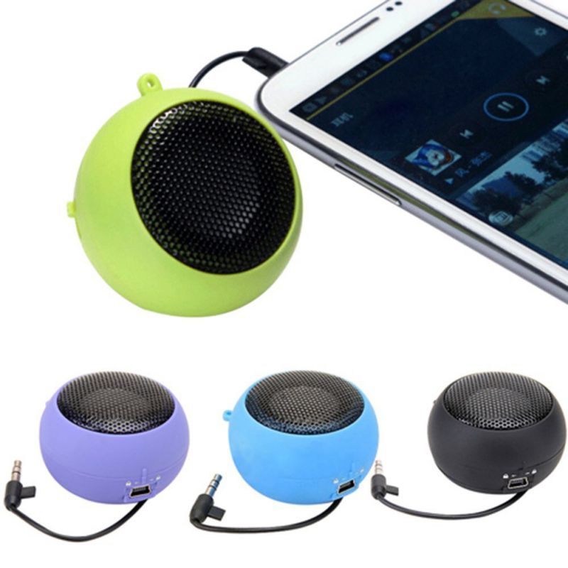 Click To 2017 New Mini Portable Hamburger Top Speaker Amplifier
