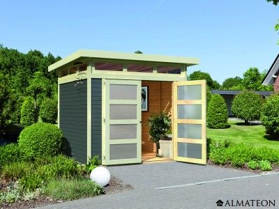 abri de rangement sommersdorf 4 en pic a chalets et bungalows abri jardins et abri bois. Black Bedroom Furniture Sets. Home Design Ideas