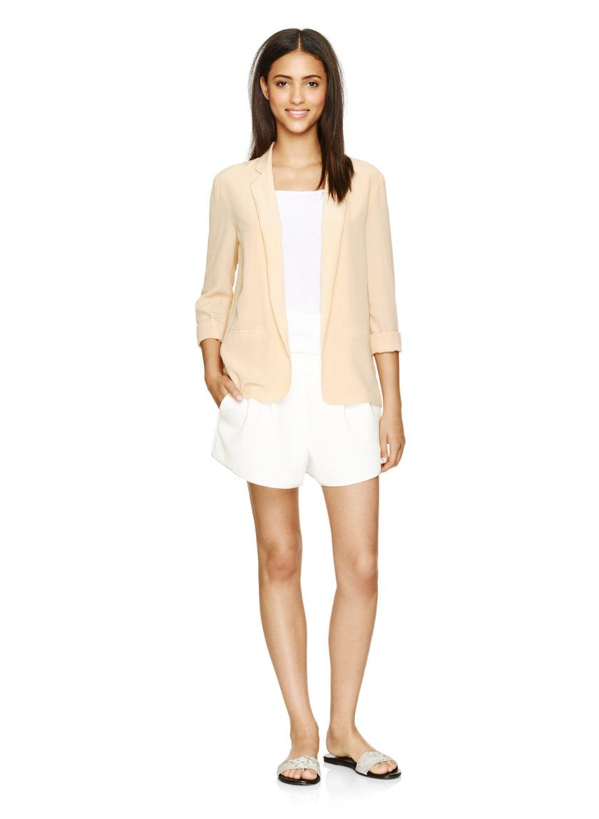 LE FOU BY WILFRED MINEUR SHORTS, available at Aritzia.com.