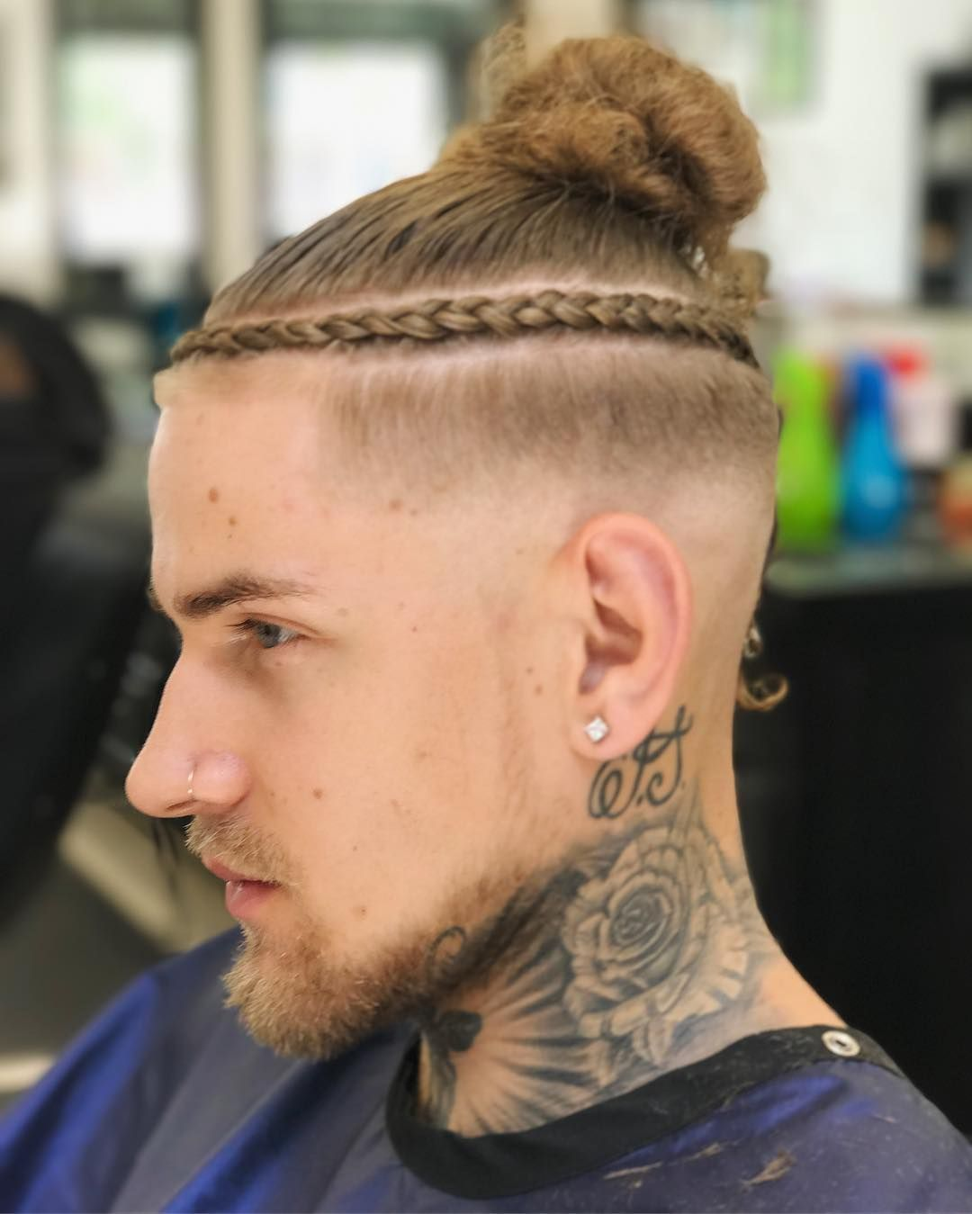 Community Post The 10 Best Frosted Tips Of All Time Perm Hair Men Cool Hairstyles For Men Permed Hairstyles