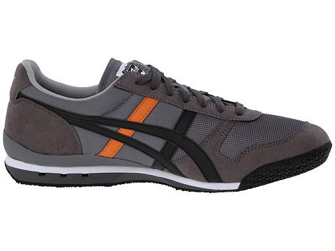 finest selection 21f61 cb7e7 Onitsuka Tiger by Asics Ultimate 81® Charcoal/Black - Zappos ...
