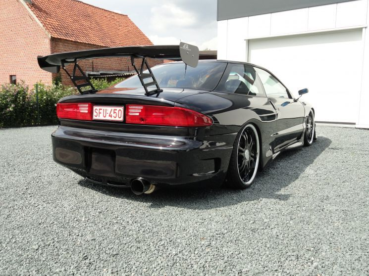 Ford Probe 300 Pk Tuning Photo 112376 Ford Probe Ford Probe