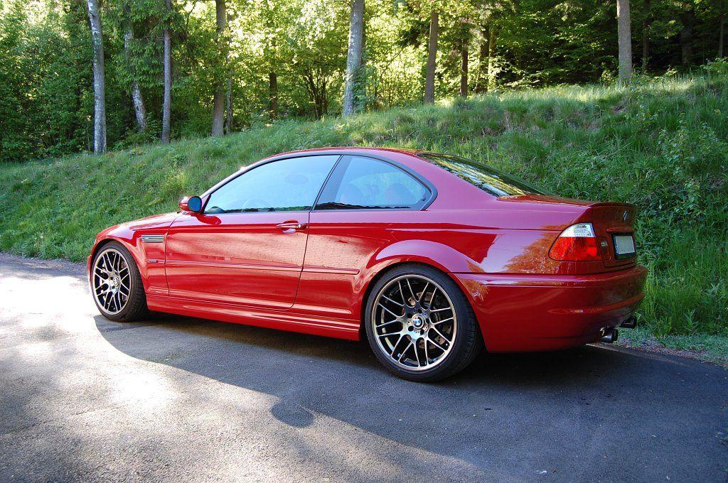 M3 CSL wheels