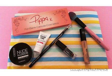 May's Makeup Favourites. Includes Spectrum, Blank Canvas, Catrice, WetnWild and Bare Minerals