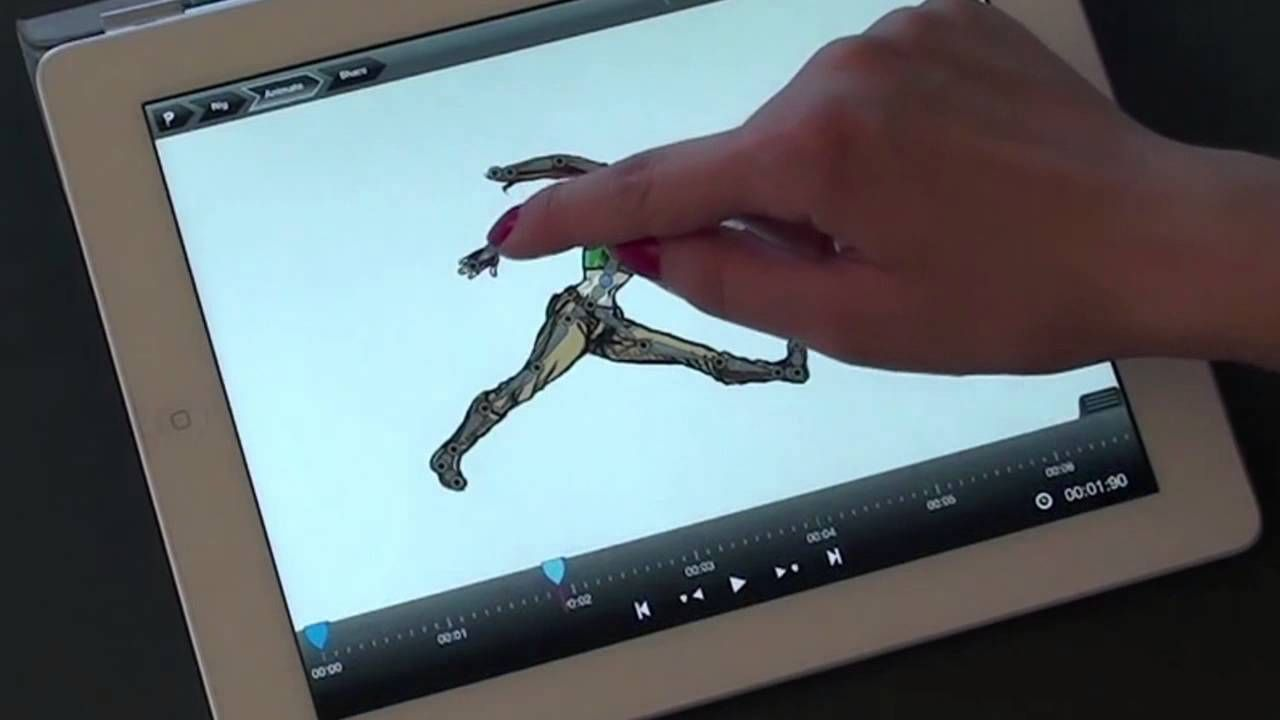 What Is The Best Animation App For Ipad