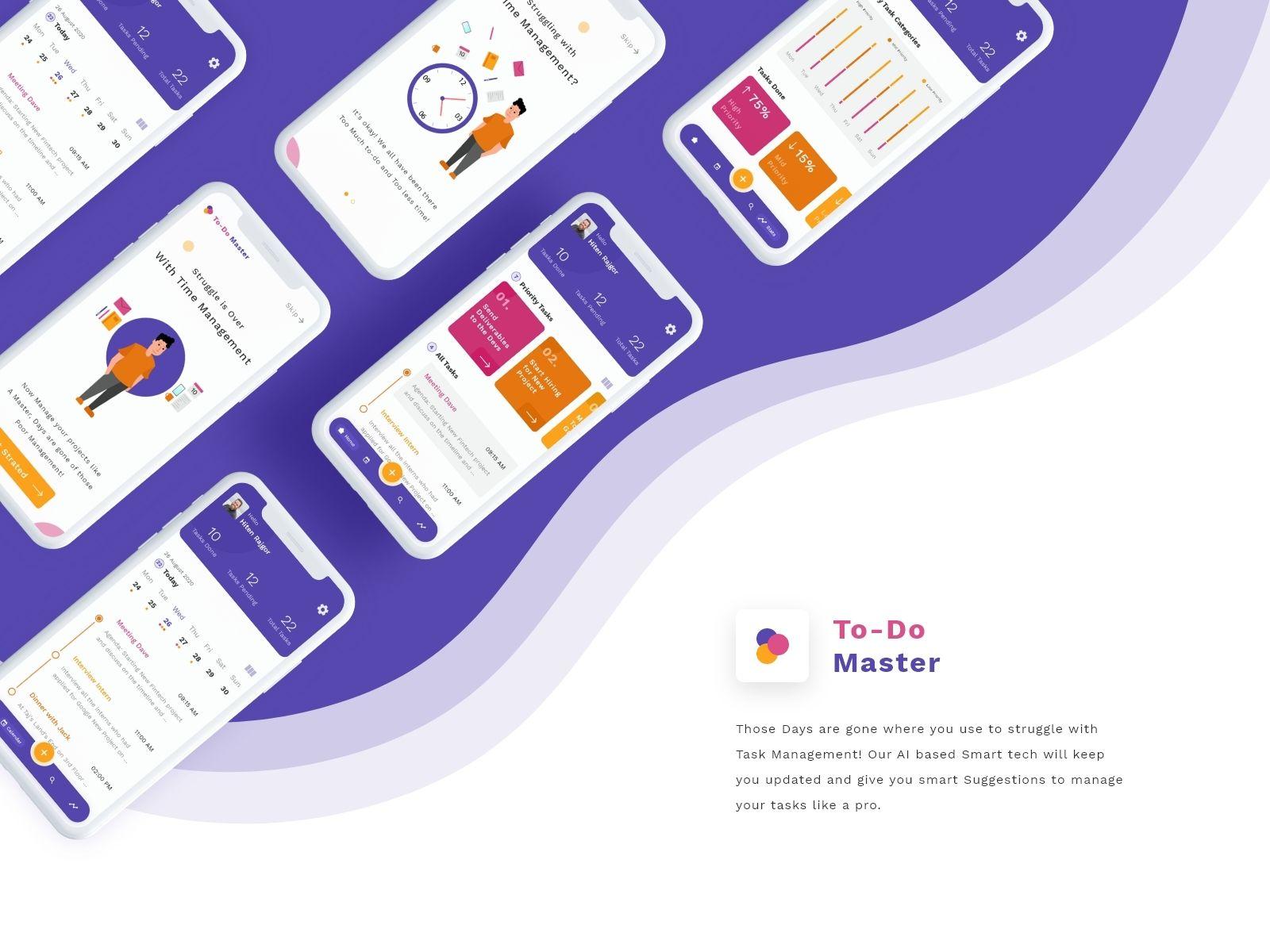To-Do App - Interaction Design