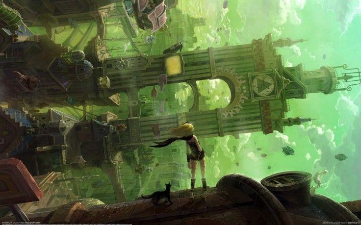 Download Gravity Rush 2 Wallpaper  JPG
