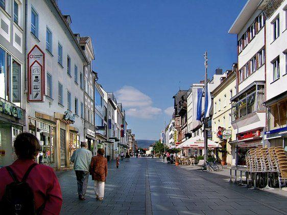 Bad Homburg Bundesland