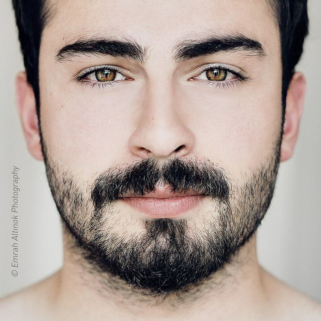 Turkish Ahiska Turk Guys Eyebrows