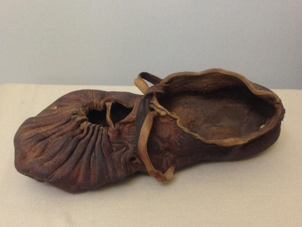 A Number Of Shoes Have Been Found In Excavations Of Viking
