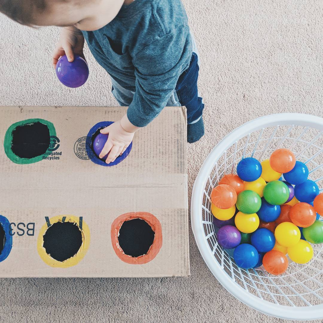 Activities for 1-2 Year Old Toddlers — Oh Hey Let's Play