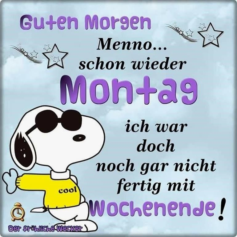 Montag Bilder Fur Facebook Gb Bilder Gb Pics Gastebuchbilder Guten Morgen Lustig Montag Spruche Bilder Fur Facebook