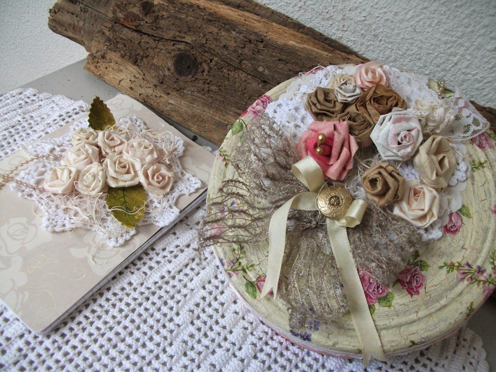 DIY: Faça voce mesma linda rosinhas com de caixa de leite Hoje vamos aprender a fazer flores de caixa de leite, Foto no blog: http://sarranheira.blogspot.pt/...