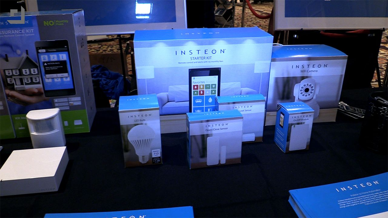 Insteon S System To Make The Smart Home A Reality Ces2015 Smart Home System Smart