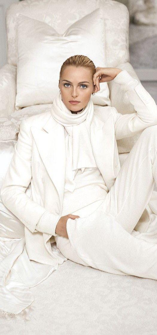 Photo of Valentina Zelyaeva for Ralph Lauren