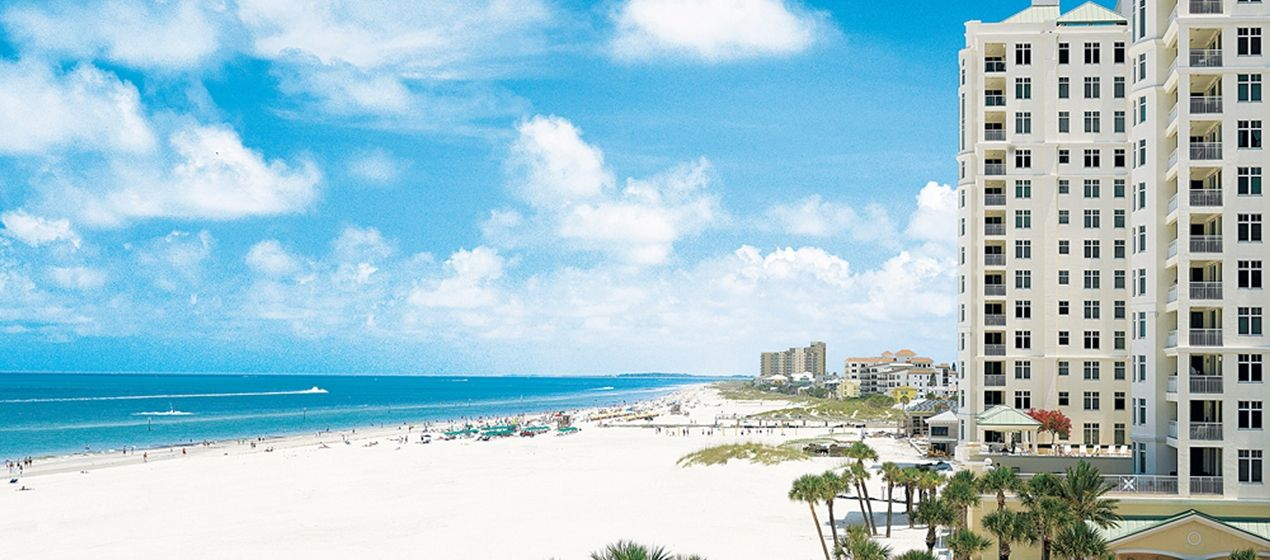 Hilton Clearwater Beach Hotel Fl The Coast Room Double