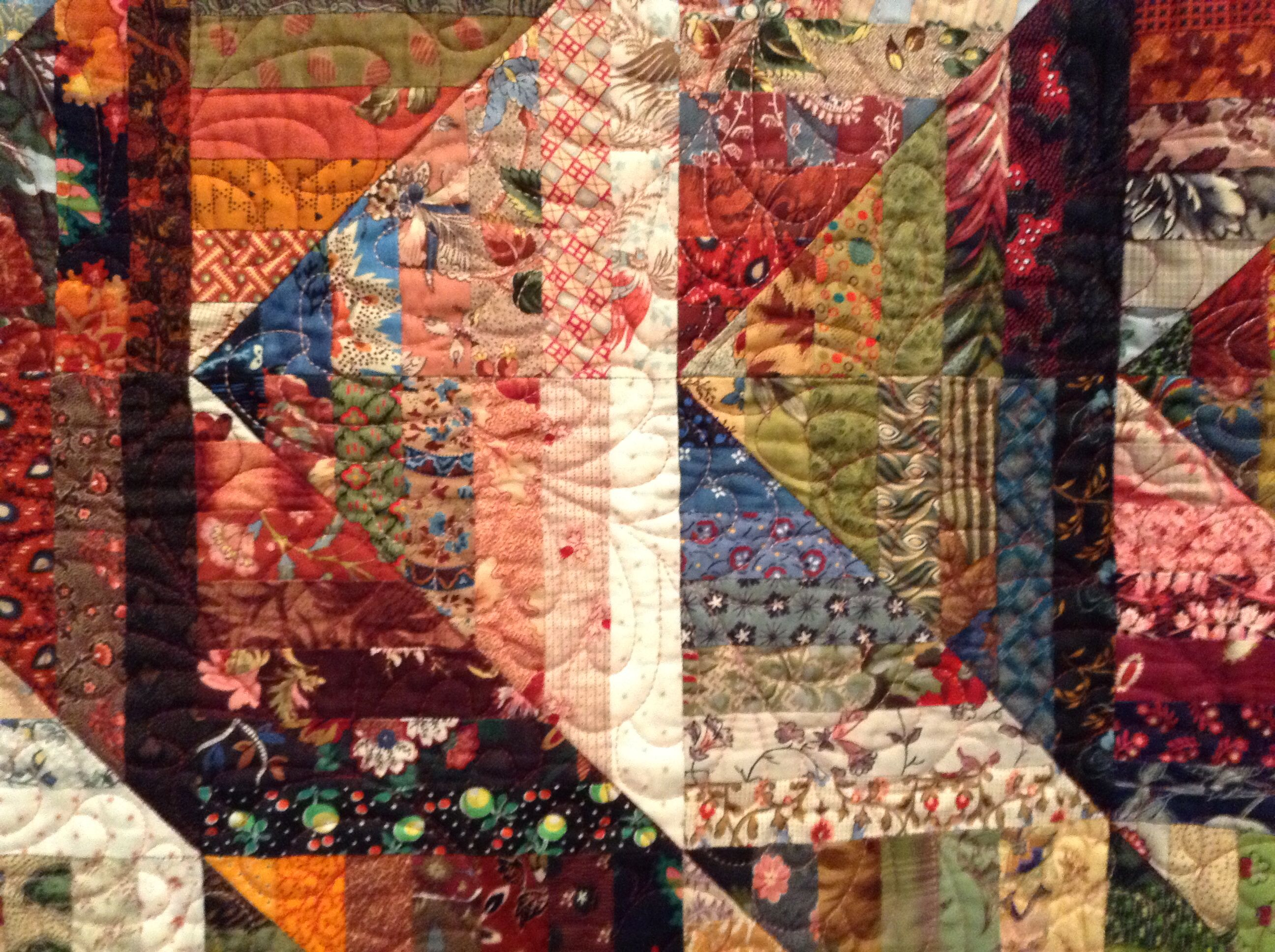 From A Program At Piecemakers Quilt Guild Middletown Pa Quilts