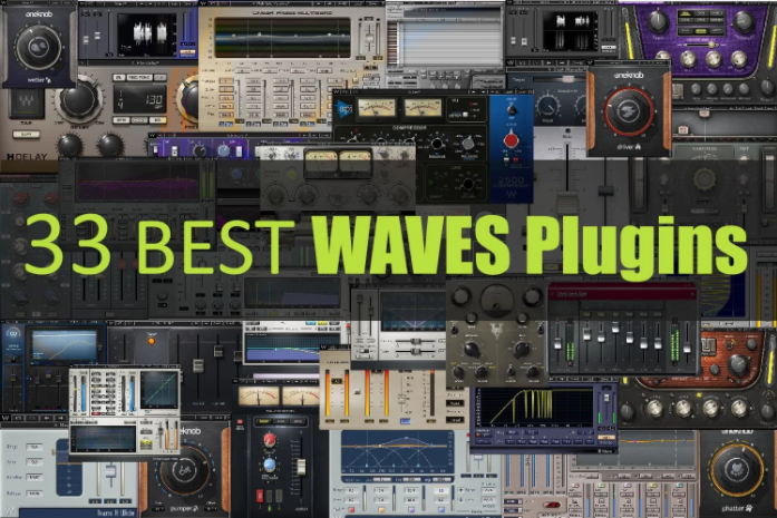 The 33 Best Waves Plugins Of All Times Mixing Mastering Restoration In 2020 Waves Plugins Waves Plugins