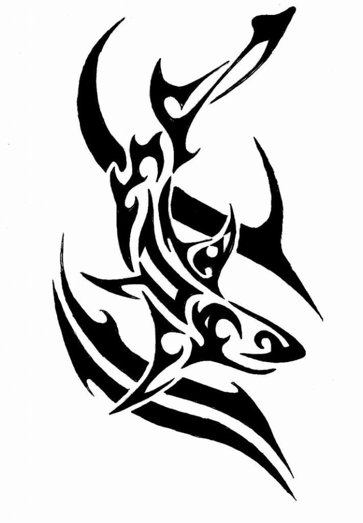 100 Best Tribal Tattoo Designs For Men And Women Tribal Shark Tattoos Cool Tribal Tattoos Tribal Tattoos