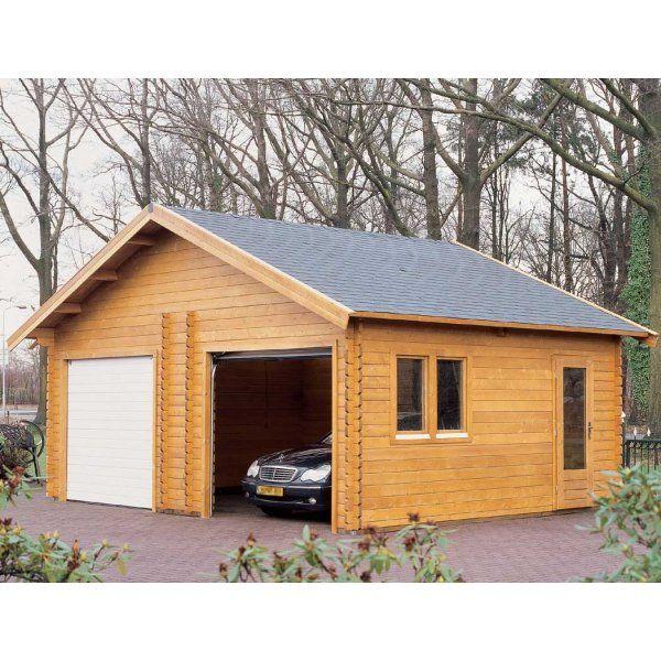 Timber Garages Https Www Quick Garden Co Uk Wooden Garages Aluminum Carports Html Wooden Garage Self Build Houses Carport