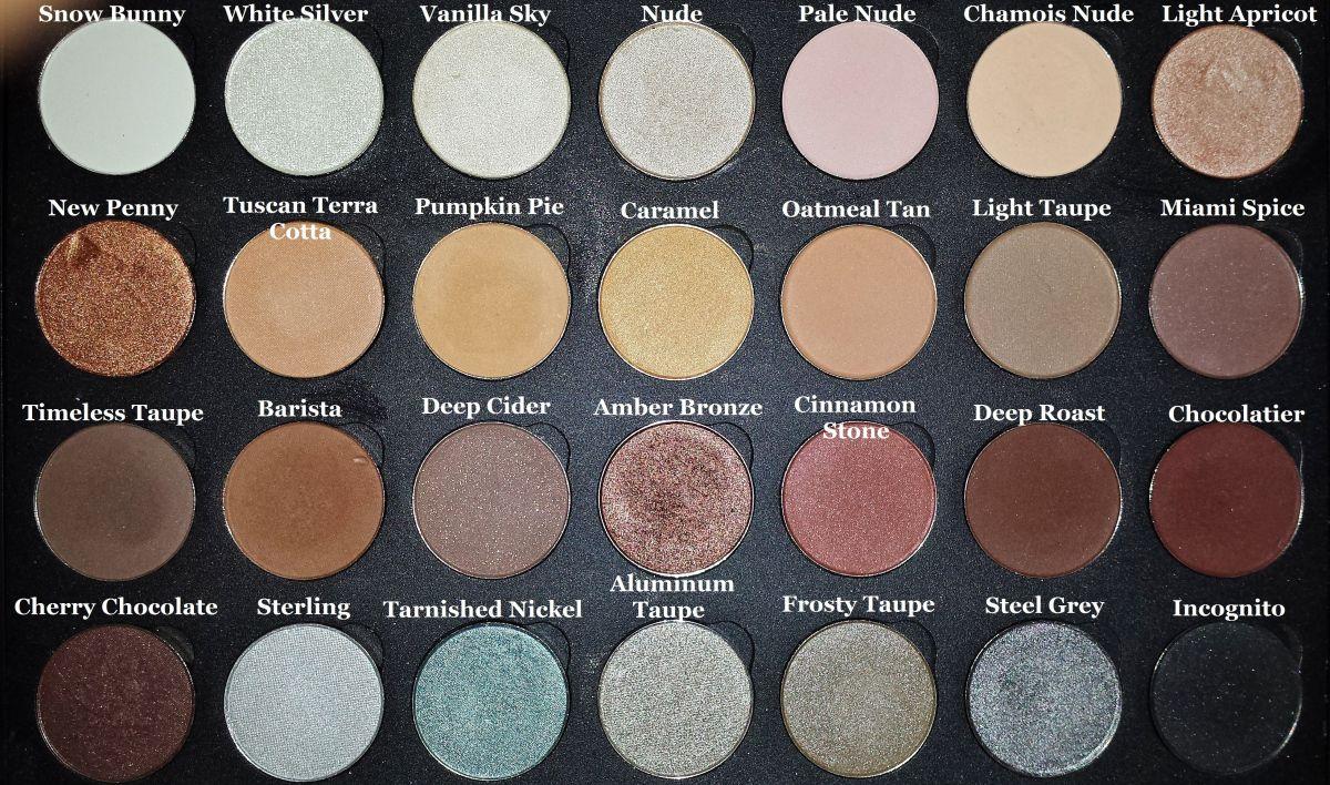 coastal scents pot eye shadow informative make up coastal scents and