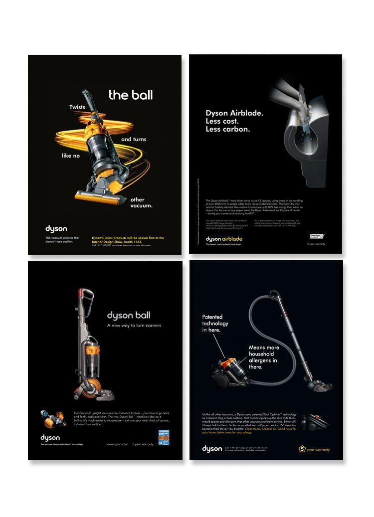 Underline Studio - Dyson Smarthome Pinterest - studio brochure